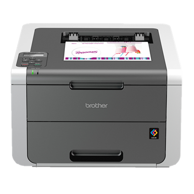Køb Brother HL-3140CW farve laser printer hos Hatting Agro