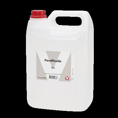 Paraffinolie tyktflydende 5 ltr.